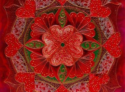 Mandala Miłości II