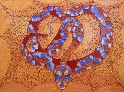 Wąż Kundalini