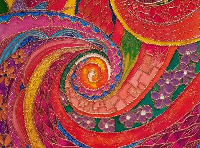 Oddech Tęczowych Barw – 70×100