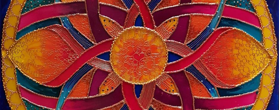 Mandala Sukcesu i Kreatywności