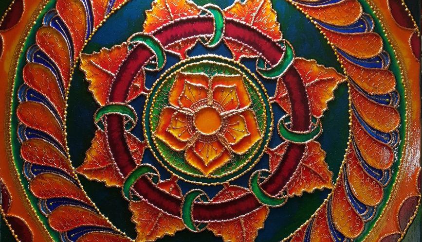 Mandala wszelkiej pomyślności