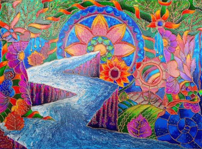Kraina Słońca – 70×100