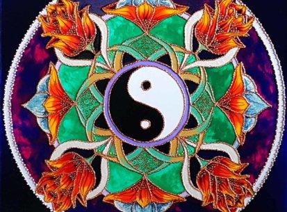 Yin i Yang – 60×60