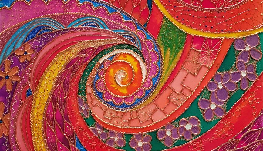 Oddech Tęczowych Barw – dodaj kolorów w życiu