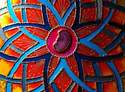 Mandala Nowego Życia – 60×60