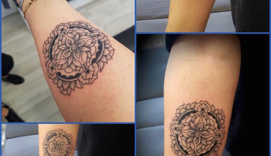 Projekt tatuażu I