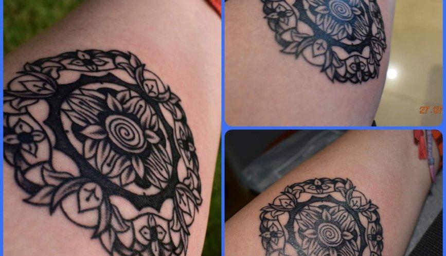 Projekt tatuażu II